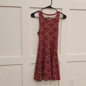 Flirty, Open Back, Hollister Dress (size Small)